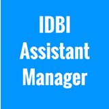 IDBI Assistant Manager Test Series